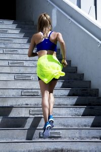 Ailis Garcia The Strong Movement Activewear Running