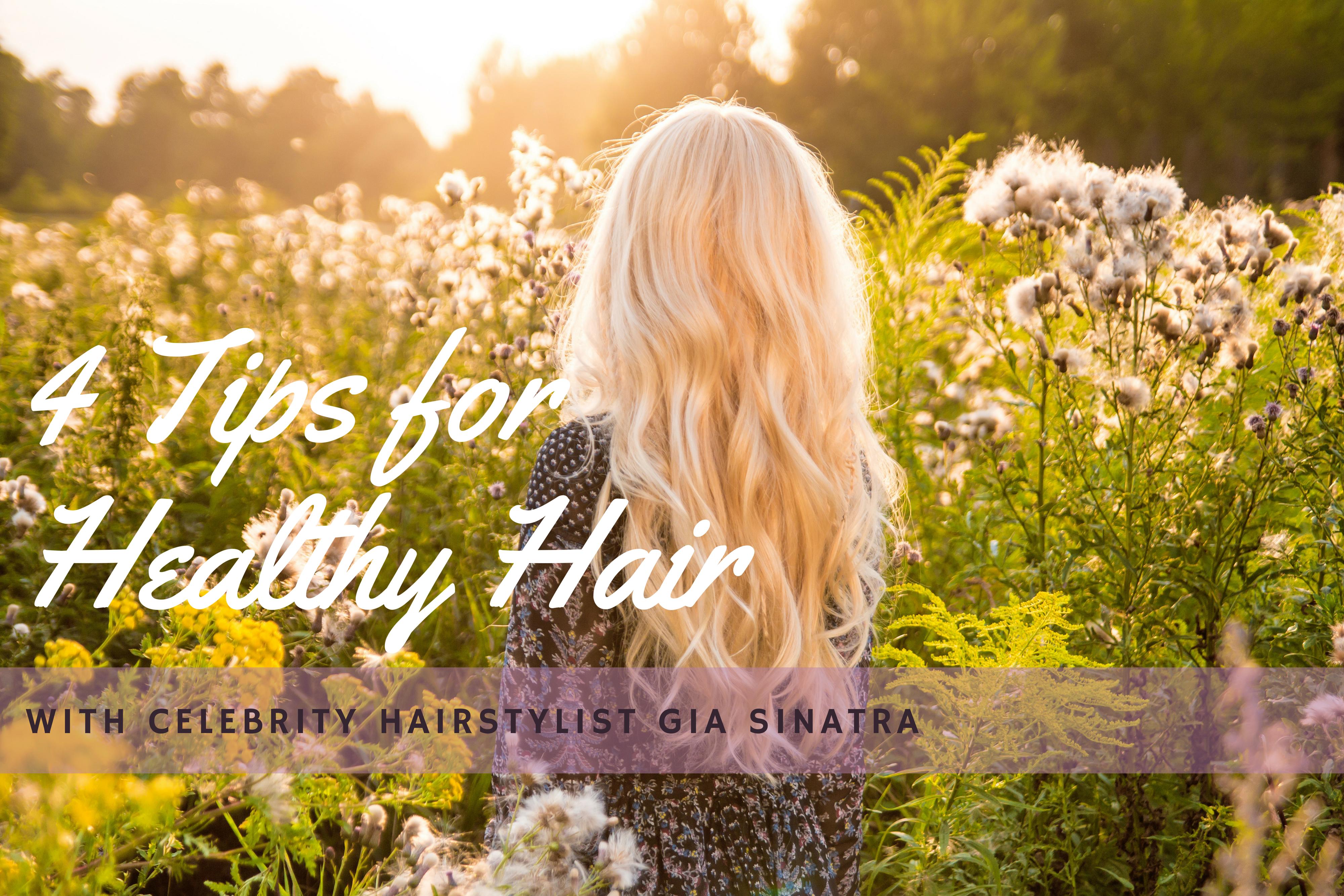 hairstylist tips