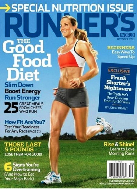 Danielle Pascente The Strong Movement Strong Girl Spotlight Runners World cOVER