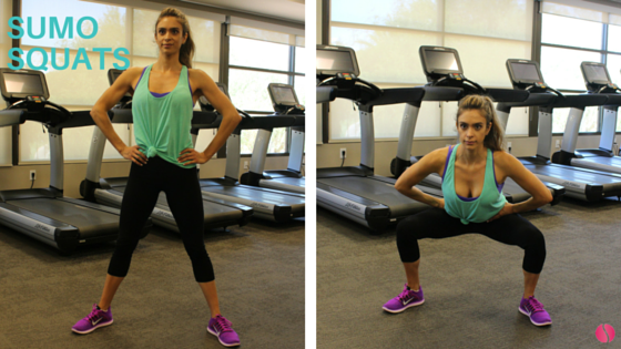 SUMO SQUATS The Strong Movement