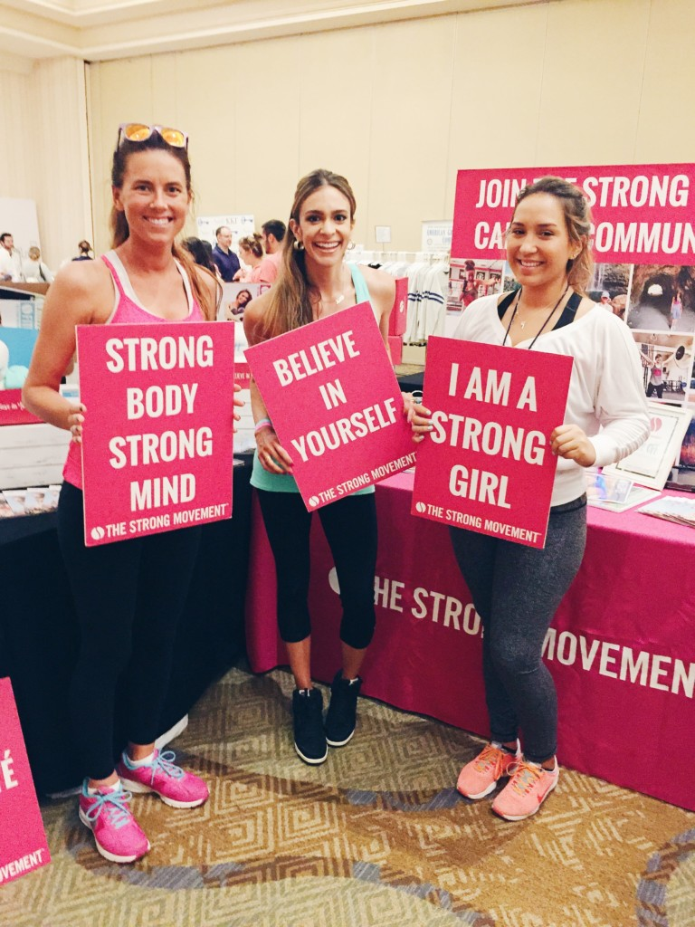 The Strong Movement Kappa KKG Activewear Programming Sisterhood Events Sorority Convention Strong Girls3-min