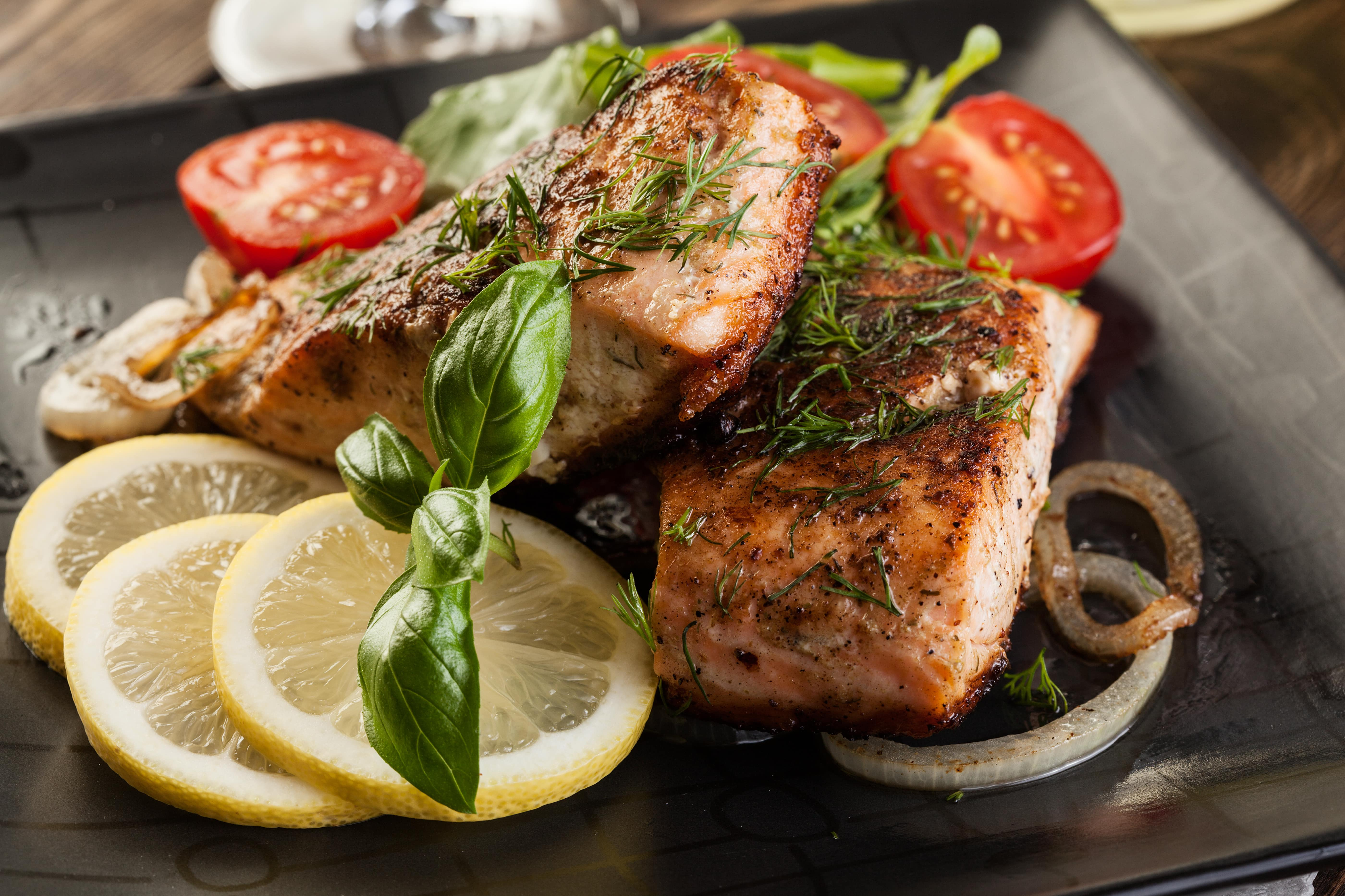 Why you should be eating wild caught fish the strong for What do wild fish eat
