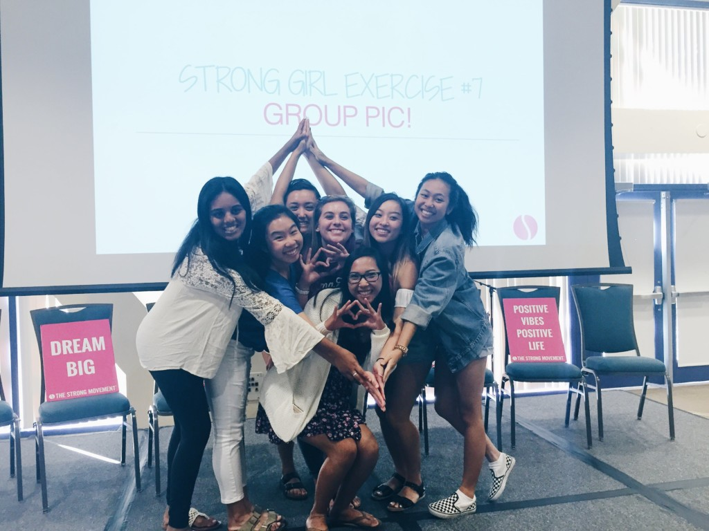 UCI Strong Girl Workshop Strong Movement Panhellenic Sorority Programming Sistershood Campus Clubs Irvine 3-min