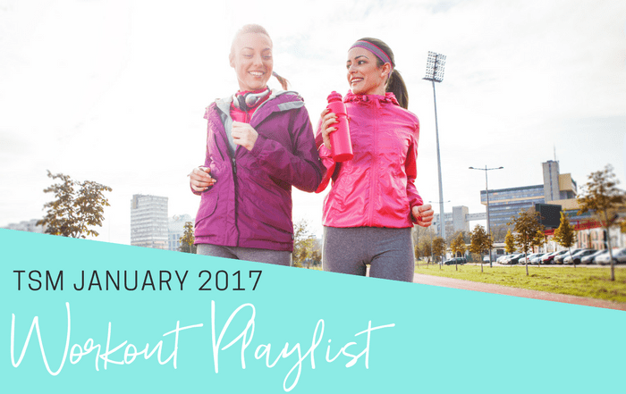 TSM Workout Playlist The Strong Movement Spotify January