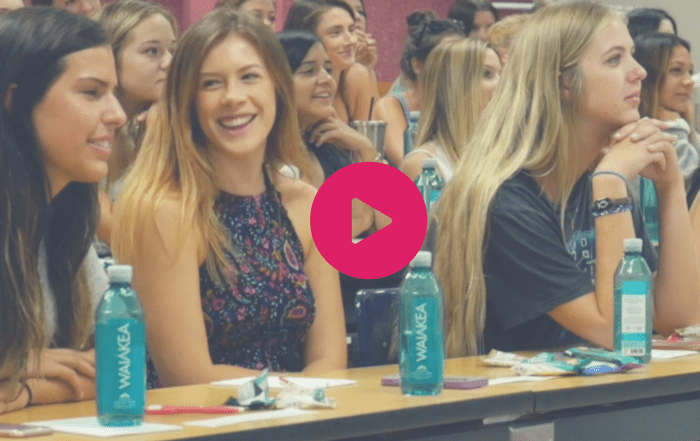 highlight video strong girl panhellenic sorority sisterhood programming the strong movement confident happy workshop booty abs workout-min