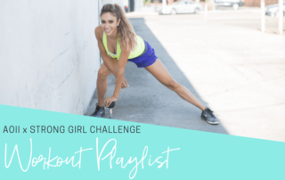 AOII TSM STRONG GIRL CHALLENGE TSM Strong Girl Workout Playlist The Strong Movement Spotify - may-min