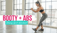 BLOG STRONG GIRL BOOTY + ABS Workout The Strong Movement Strong Girl Workout Sorority AOII Alpha Omicron Pi- Thumbnail (1)-min