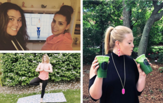 alpha omicron pi aoii strong girl challenge giveaway winners aoiihealthyselfie
