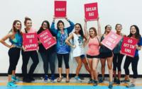 UCLA the strong movement strong girl workshop workout panhellenic programming sorority sisterhood women empowerment strong confident happy-min